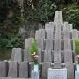 宝暦治水の薩摩義士の碑