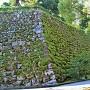 三の丸石垣(北東側)