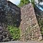 三の丸石垣(南側)
