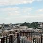 城址からの眺望(笹下城方面)
