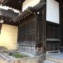 移築 陣屋表門(本願寺堺別院御成門)の左番所