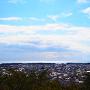 本丸からの眺望②◆太平洋を望む