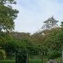 琵琶湖側から