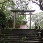 高鍋城下の護国神社