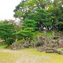 楽々園、庭園の一部