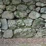 石垣(裏御門跡)