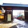 茨木神社東門