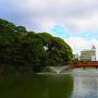 和気橋と噴水