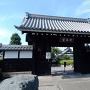 徳林寺山門(犬山城第一黒門)