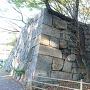 本町橋に残る石垣(右側正面から)