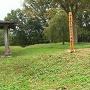 やまがた県百名山の標柱