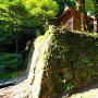 熊野神社石垣(陣屋)