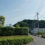 寺尾城遠景