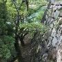 小天守台(南寄り)石垣