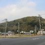 加治木城全景