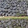 浅間山の焼石