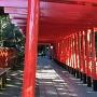犬山城松の丸にある三光稲荷神社