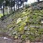 シノギ積石垣