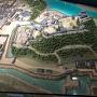城とまちミュージアムにある犬山城模型