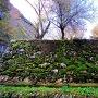 鶴首城  陣屋の裏側の石垣