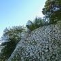 艮(うしとら)櫓の石垣