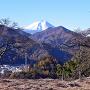 本丸跡と富士 Part 2 秋