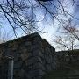 鉄御門の石垣