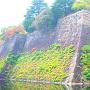 雨上がり、日本一の高石垣