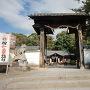 小泉陣屋の移築門