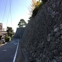 二の丸高石垣