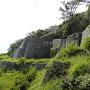 浦添城の石垣