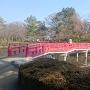 城址公園 八つ橋