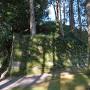 松尾の丸石垣