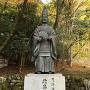 北畠顕家公銅像