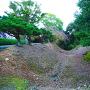 空堀◆主郭外側