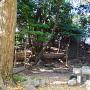羊申櫓台跡と井戸