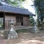 刑部城二の郭(金山神社)