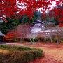 稲荷神社側の櫓
