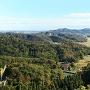 屏風岩から見る風景2