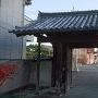 平林荘正門其の弐