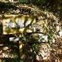 登城道の石垣