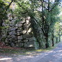本丸上段の石垣