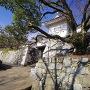 埋門横の石垣
