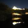 天守と御橋廊下◆ライトアップver.