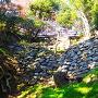 石垣(本丸井戸上)