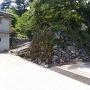 春日門跡(春日神社入口)