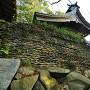 佐志能神社(築地塀)