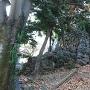 辰巳櫓跡の石垣