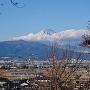本丸からの富士山
