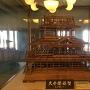 和歌山城天守閣構造模型